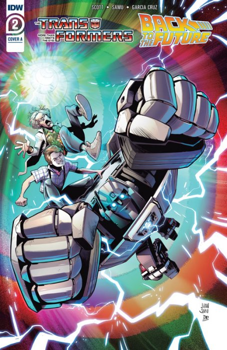 Transformers - Back to the Future #2