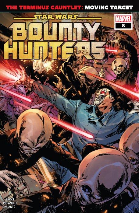 Star Wars - Bounty Hunters #8