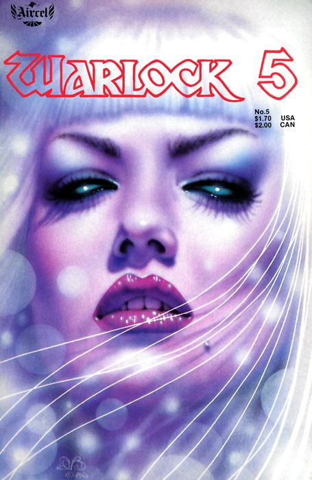 Warlock 5 #1-6