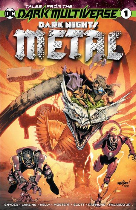 Tales from the Dark Multiverse - Dark Nights Metal #1