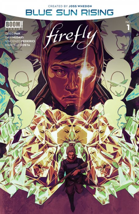 Firefly - Blue Sun Rising #1