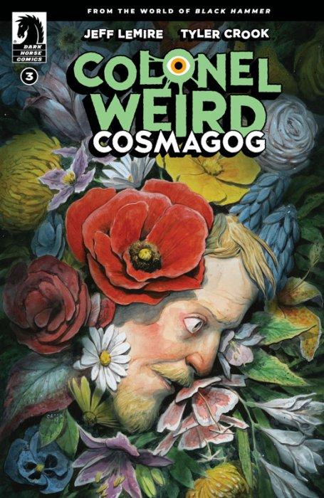 Colonel Weird - Cosmagog #3