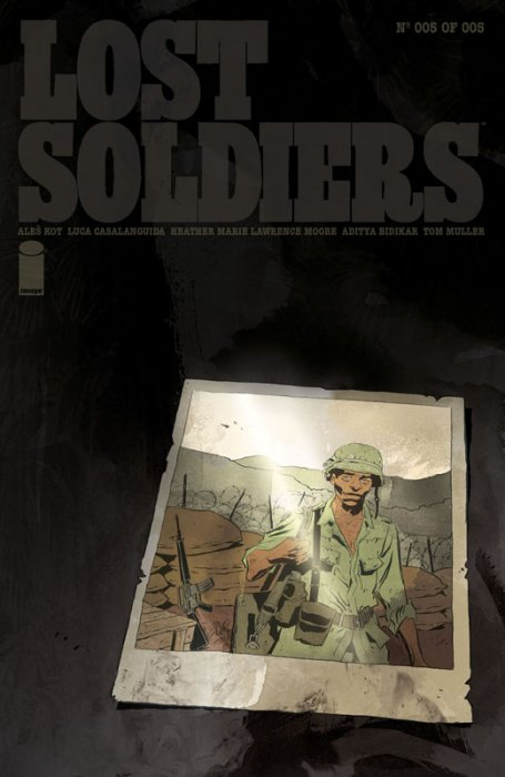 Lost Soldiers #5