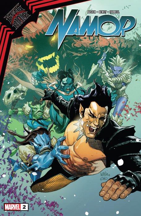 King in Black - Namor #2
