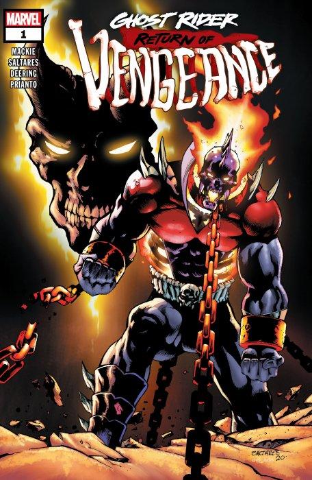Ghost Rider - Return of Vengeance #1