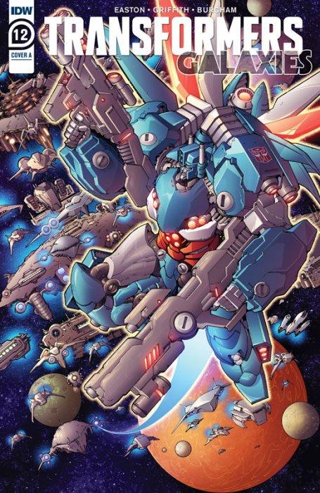 Transformers - Galaxies #12