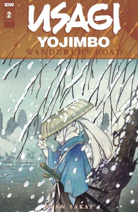 Usagi Yojimbo - Wanderer's Road #2
