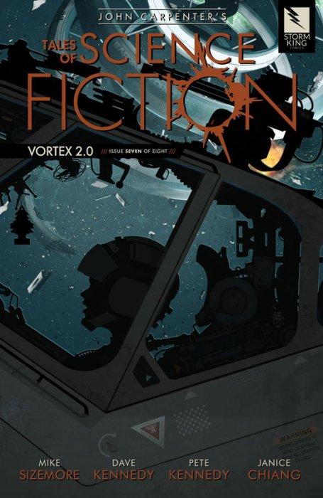John Carpenter's Tales of Science Fiction - Vortex 2.0 #7