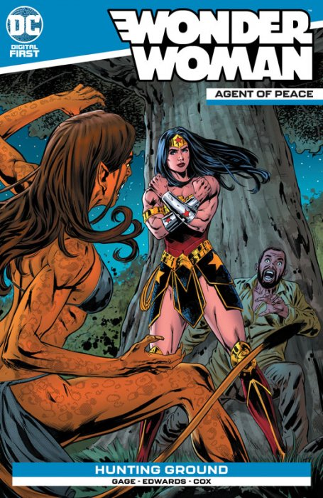 Wonder Woman - Agent of Peace #23