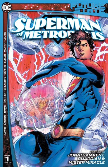 Future State - Superman Of Metropolis #1
