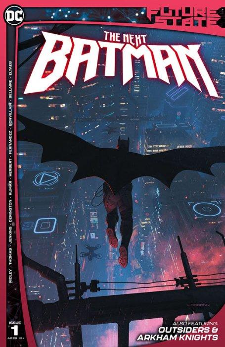 Future State - The Next Batman #1