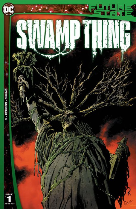 Future State - Swamp Thing #1