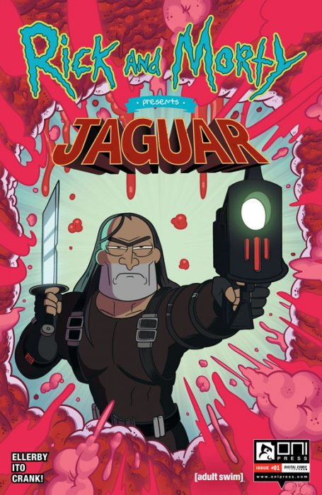 Rick and Morty Presents - Jaguar #1