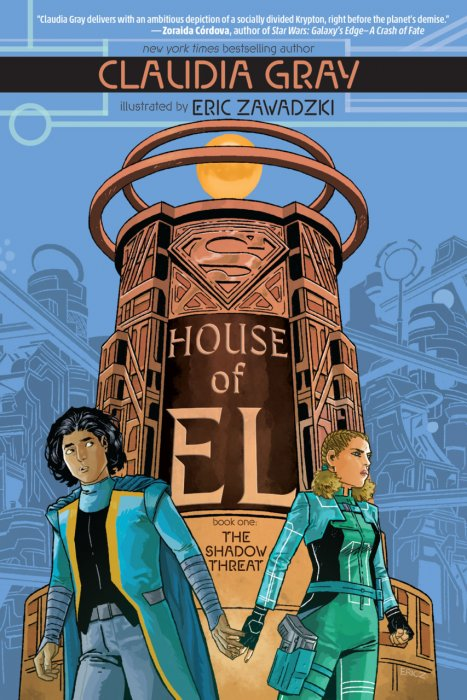 House of El - Book 1 - The Shadow Threat