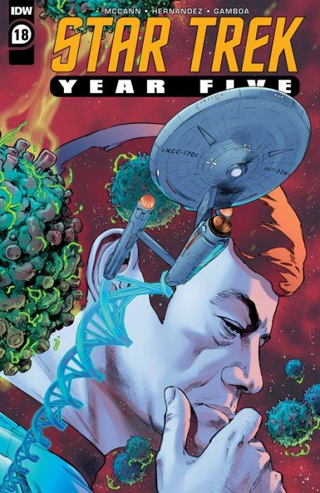 Star Trek - Year Five #18