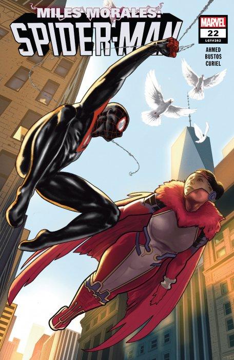 Miles Morales - Spider-Man #22