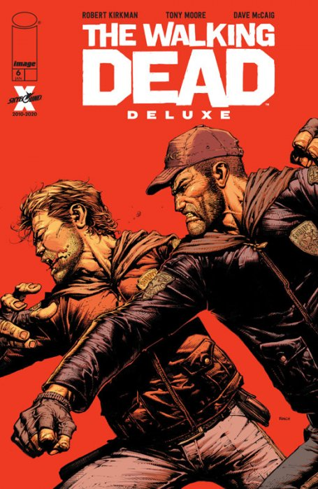 The Walking Dead Deluxe #6