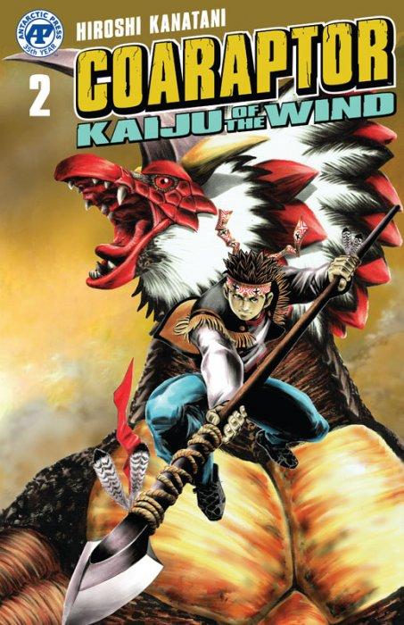 Coaraptor #2 - Kaiju of the Wind