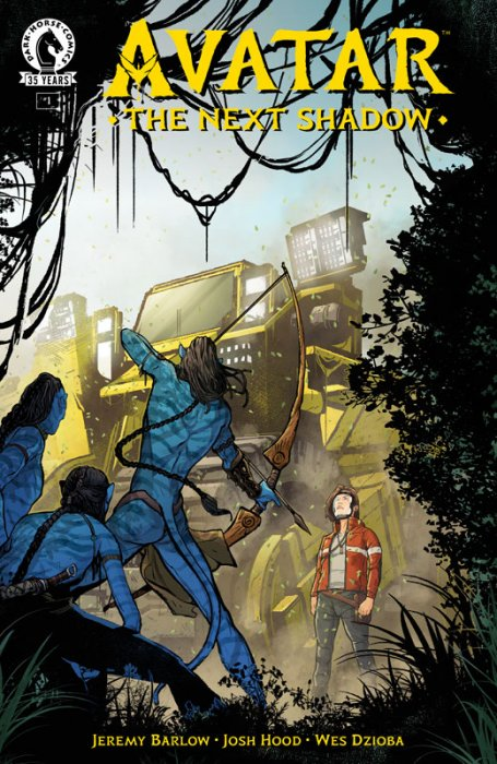 Avatar - The Next Shadow #1