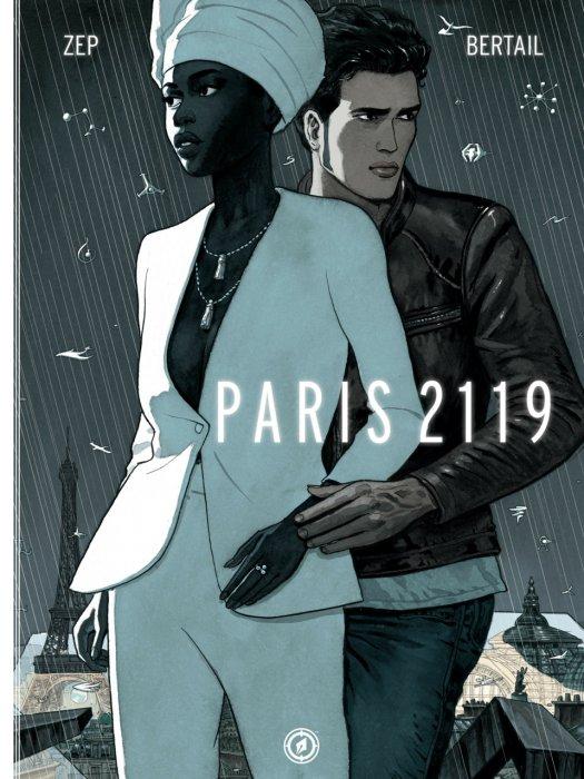 Paris 2119 #1 - HC