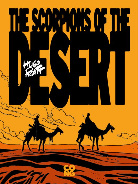 The Scorpions of the Desert Vol.1-5 Complete