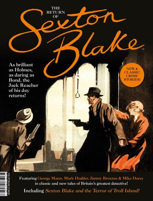 The Return of Sexton Blake #1