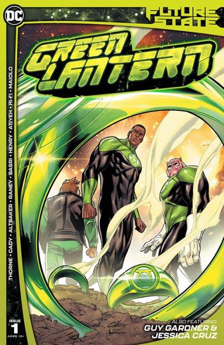 Future State - Green Lantern #1