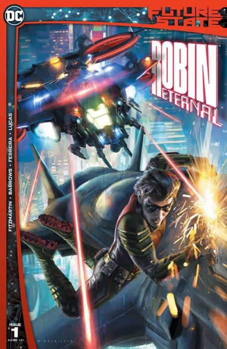 Future State - Robin Eternal #1