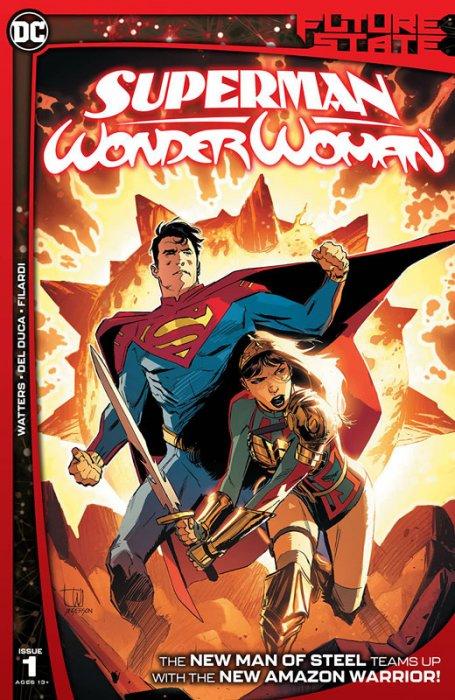 Future State - Superman - Wonder Woman #1
