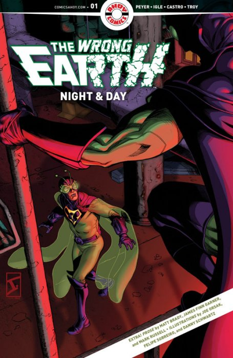 The Wrong Earth - Night and Day #1