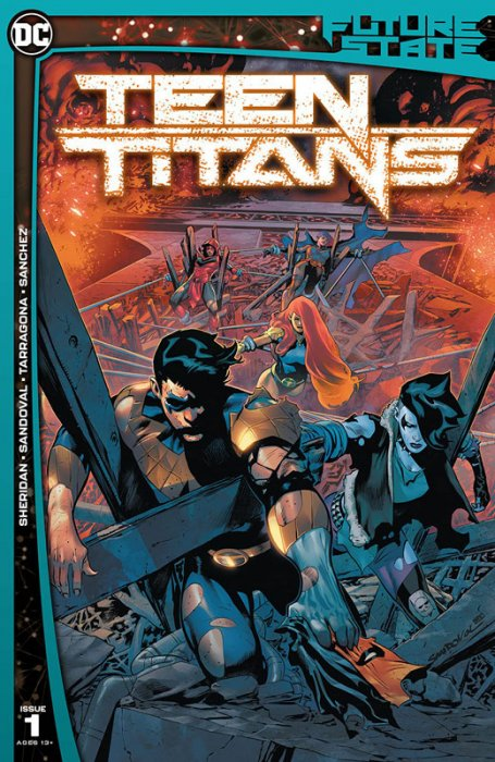 Future State - Teen Titans #1