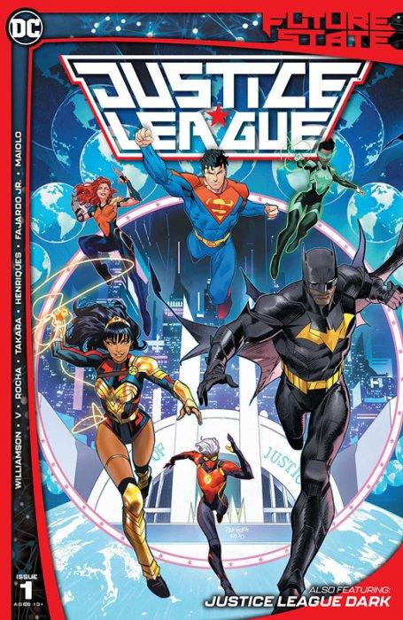 Future State - Justice League #1