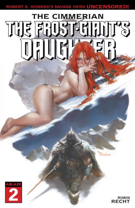 The Cimmerian - The Frost-Giant's Daughter #2