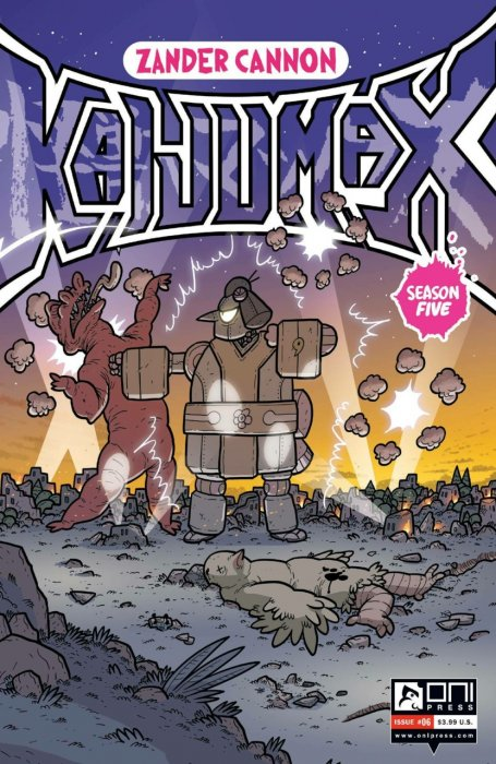 Kaijumax - Season Five #6