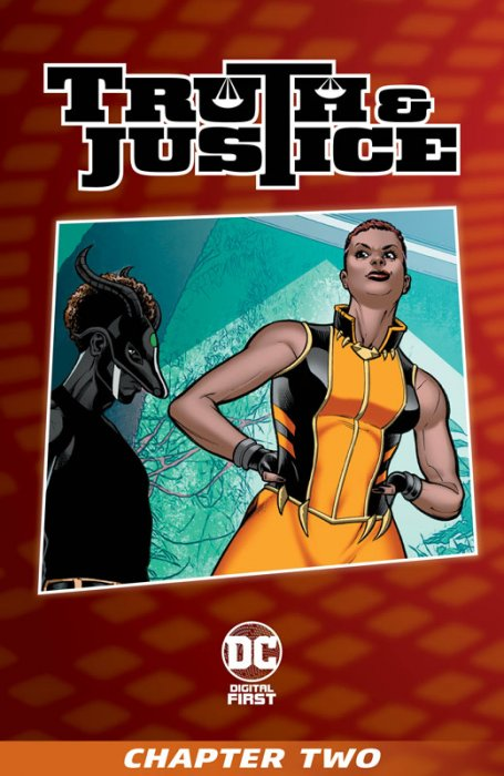 Truth & Justice #2