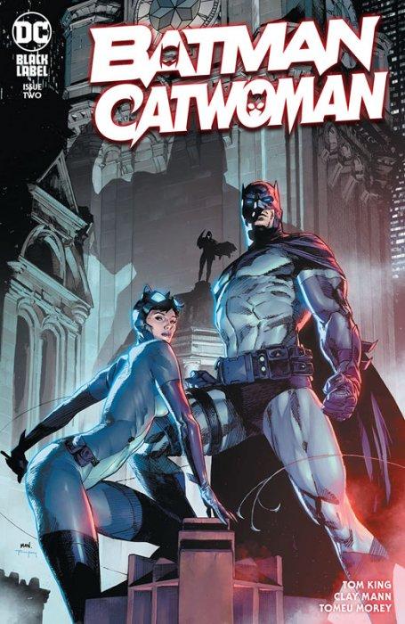 Batman - Catwoman #2