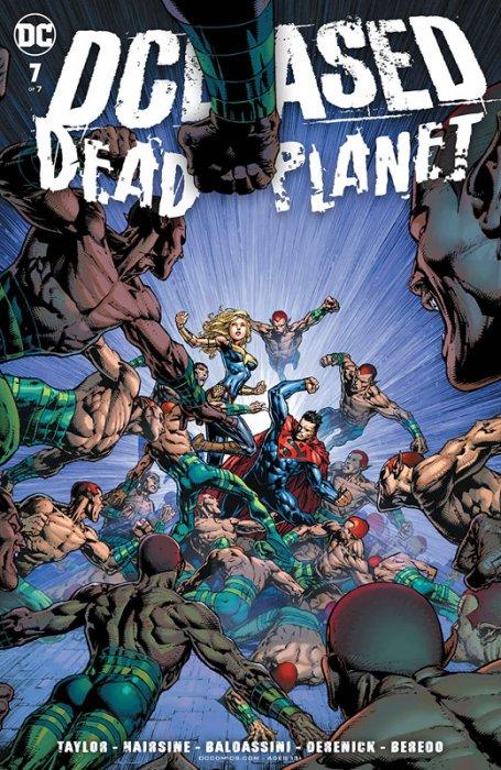 Dceased - Dead Planet #7