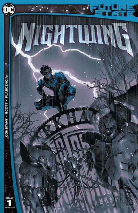Future State - Nightwing #1