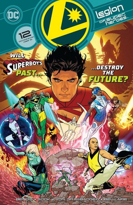Legion of Superheroes #12