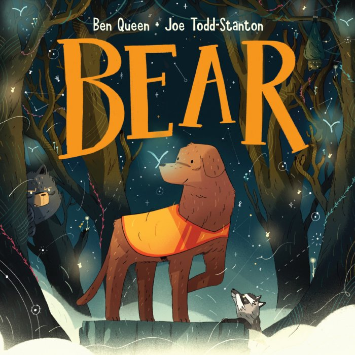 Bear #1 - OGN