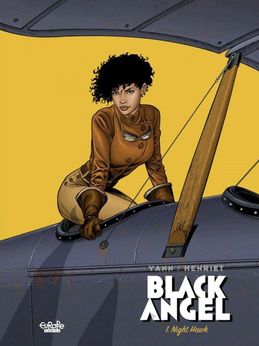 Black Angel #1 - Night Hawk