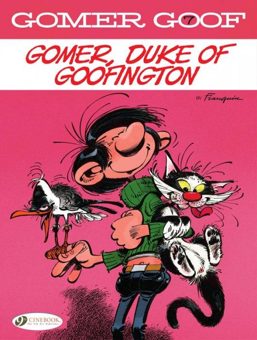 Gomer Goof Vol.7 - Gomer, Duke of Goofington