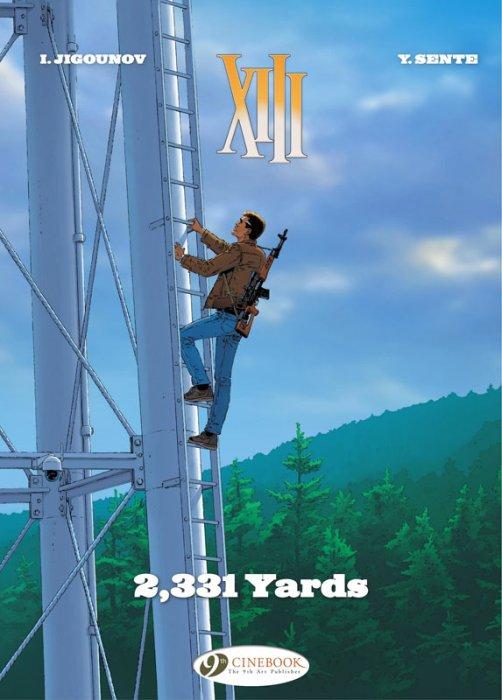 XIII #24 - 2,331 Yards