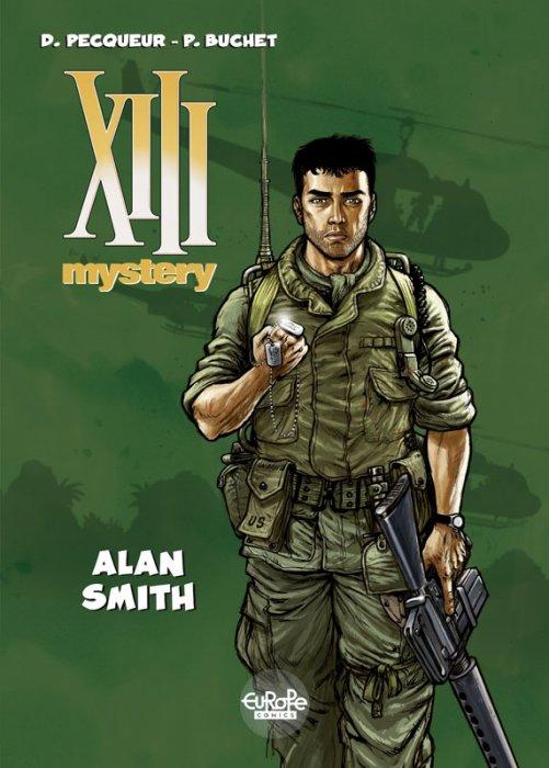 XIII Mystery #12 - Alan Smith