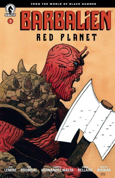 Barbalien - Red Planet #3