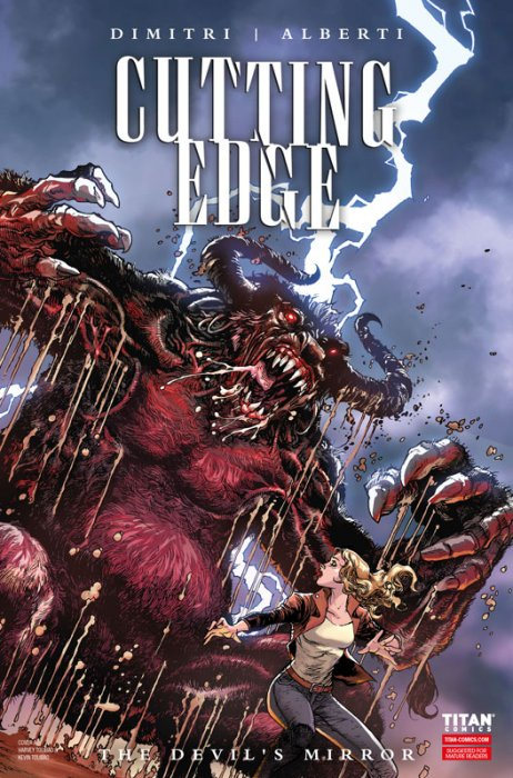 Cutting Edge - The Devil's Mirror #1