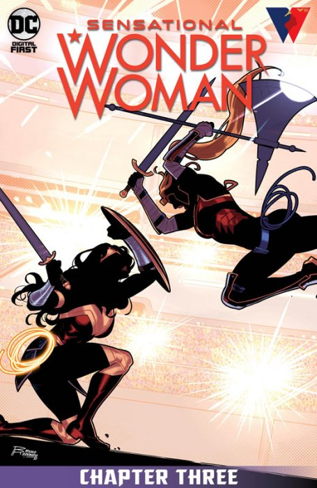 Sensational Wonder Woman #3
