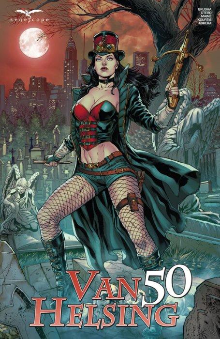 Van Helsing #50