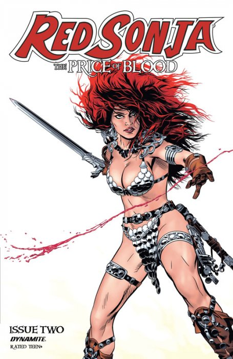 Red Sonja - Price of Blood #2