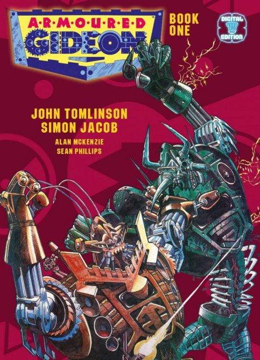 Armoured Gideon - Book 1